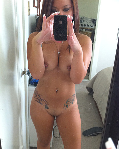 Iphone nude self shot pictures