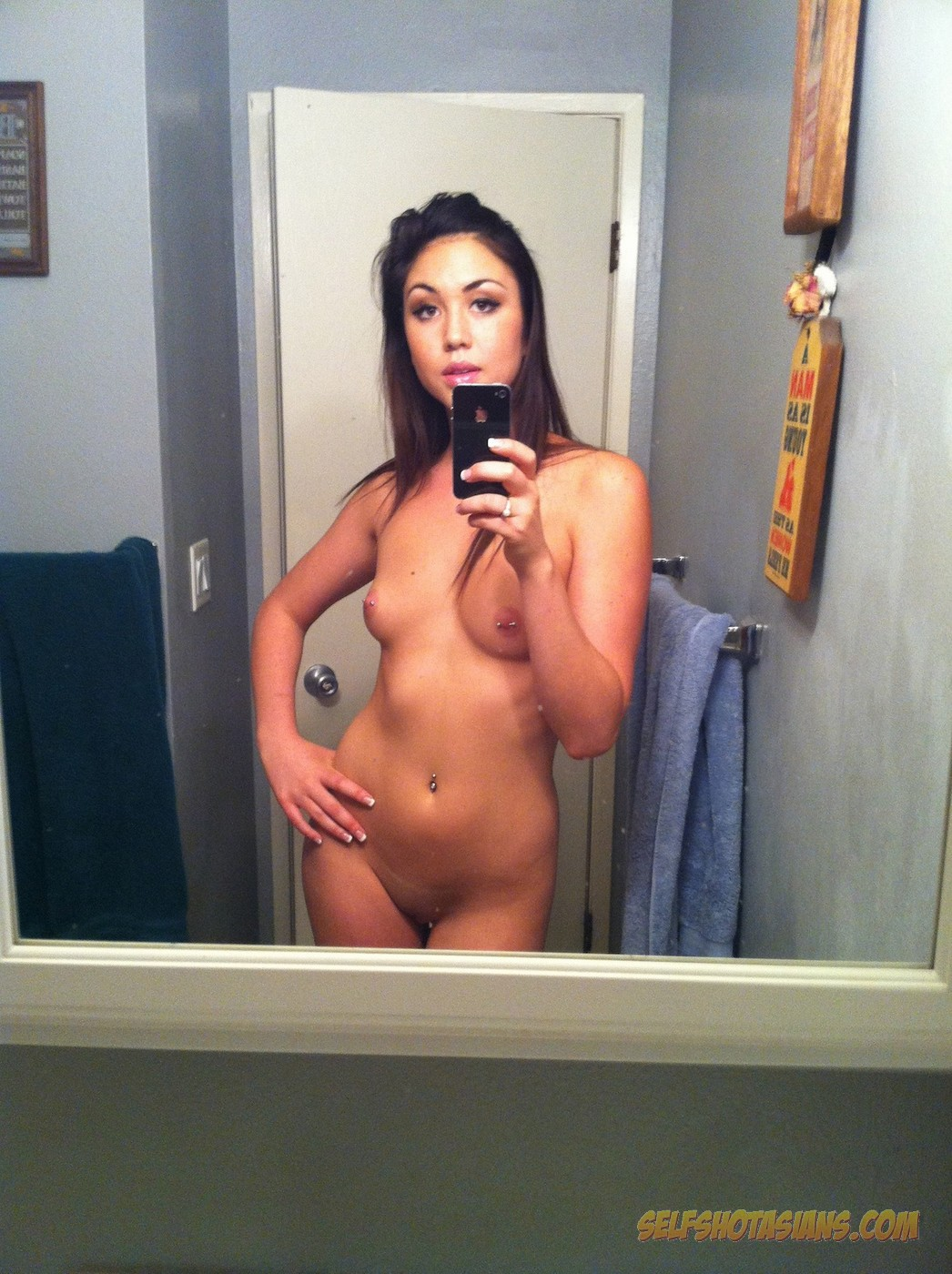 Remarkable, very nude selfie asian girl with tattoos are